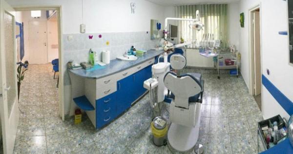CUZA VODA fost cabinet stomatologic 2camere parter!