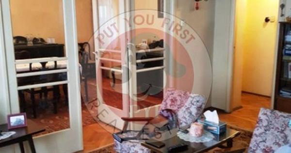 Apartament 3 camere UNIRII 100mp