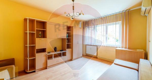 Apartament 2 camere Podgoria, mobilat ,utilat ,centrala p...