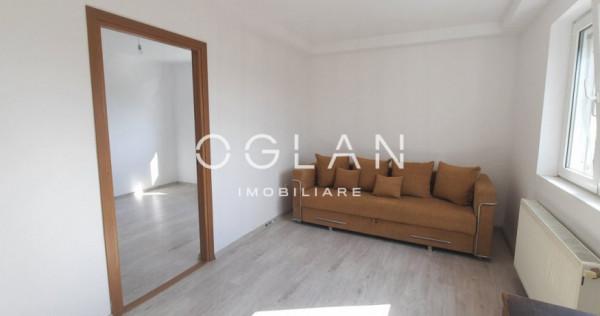 Apartament 2 camere, complet renovat 2021, zona Tiglari