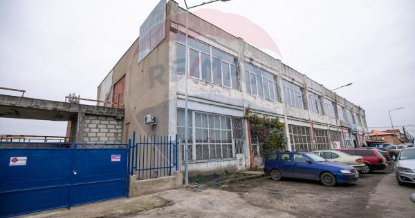 Spațiu industrial de 1,014mp de vânzare în zona Micalaca