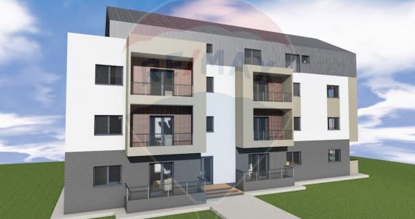 De vanzare apartament cu 2 camere în oras Magurele