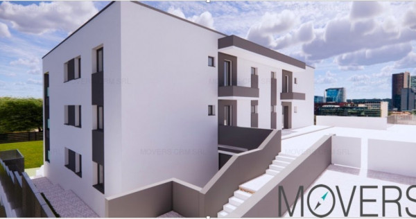 Apartament 2 camere - parter - Copou - direct dezvoltator