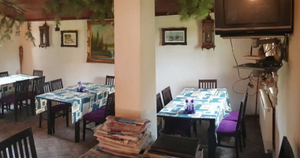 Restaurant in Zimandcuz - ID : RH-7780-property