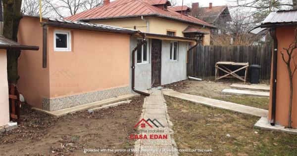 Casa noua in Breaza,ultracentral,teren 580 mp