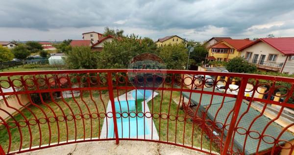 Casă / Vilă 7 camere cu piscina , Bragadiru-Bulgaru, 0%...