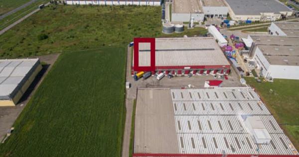 Hala 1285 mp disponibila spre inchiria in Zona Industriala v