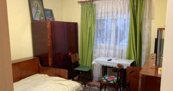 Apartament 3 camere Curcubeului, decomandat, 67 mp, parter