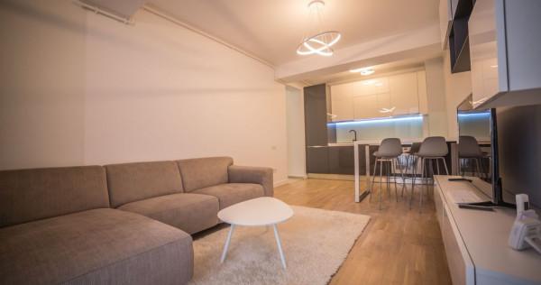 Apartament 2 Camere | Design Premium | Parcare subterana