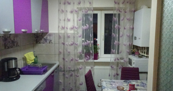 Apartament cu 2 camere in Deva, zona Zamfirescu, 54 mp