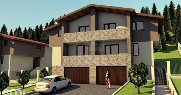 Casa tip duplex Tauti Floresti