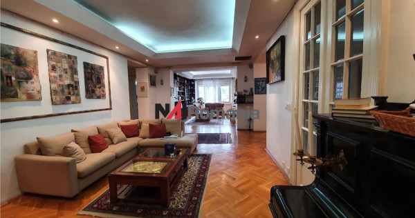 Apartament in vila interbelica -190 mp - Piata Victoriei