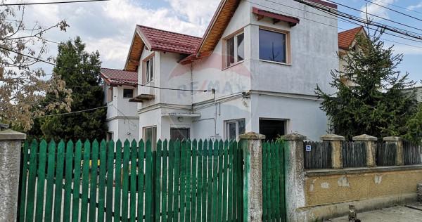 Casa P+M in Centrul Istoric Dobroesti