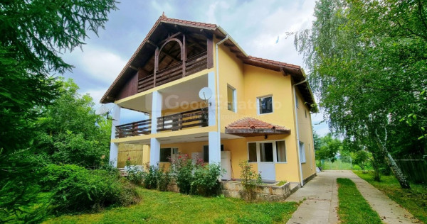 Vila 7 camere Ghermanesti, Snagov, Satul Scandinav