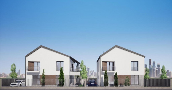 Vila individuala Berceni, constructie 2021