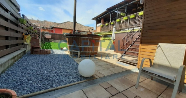 Casa unifamiliala ultrafinisata si echipata in Apahida