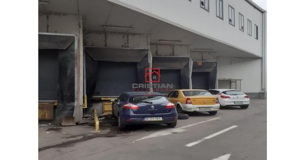 Depozit/frigorific Militari - Valea Cascadelor, Bucuresti