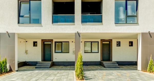 Vila 4 camere stradal Popesti Leordeni
