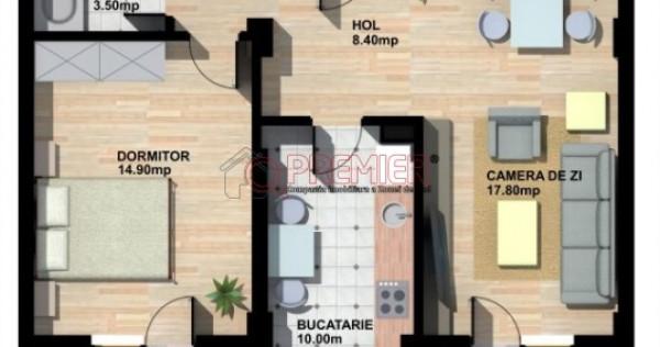 Apartament 2 camere Brancoveanu Noua Casa