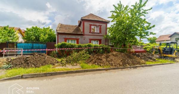 Casa din caramida, P+1E, zona Gai, 4 camere