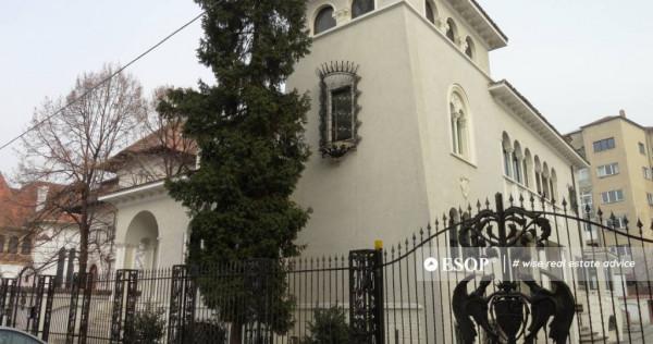 Vila pentru birouri de inchiriat, Calea Calarasilor, 630mp