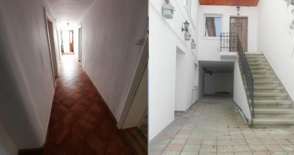 Apartament un etaj in casa/vila zona de case Central Afi