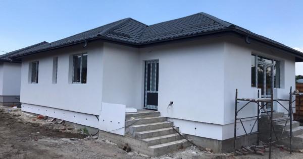 Casa individuala 3 camere Clinceni, teren 700 mp!
