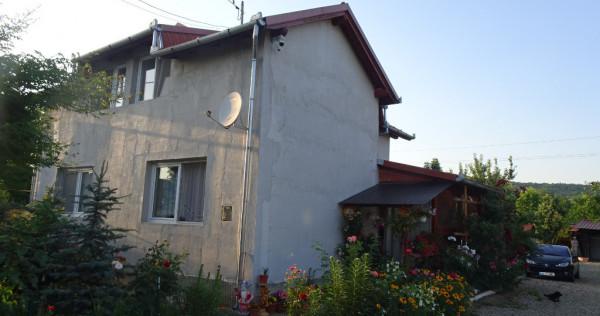 Casa in comuna Soimus, la 5 km. de Deva, P+M, 140 mp
