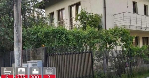 Vila Spatioasa cu 7 Camere in Cartier Rezidential din Mogoso