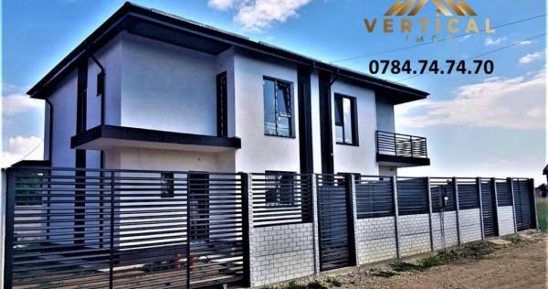 Casa-Duplex-Dealul Verde 4 camere-147mp Berceni-2 bai