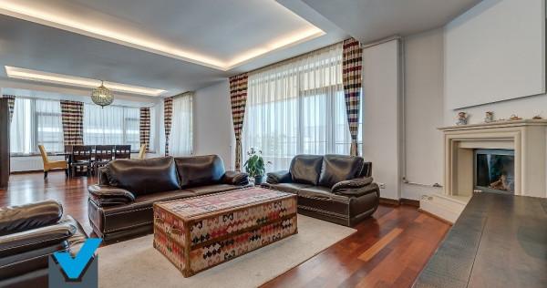 Inchiriere apartament 4 camere Floreasca - Hotel Caro