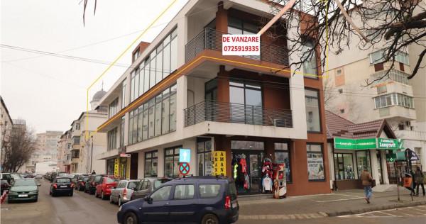 Spatiu Comercial de zona Piata Moldovei etaj 2