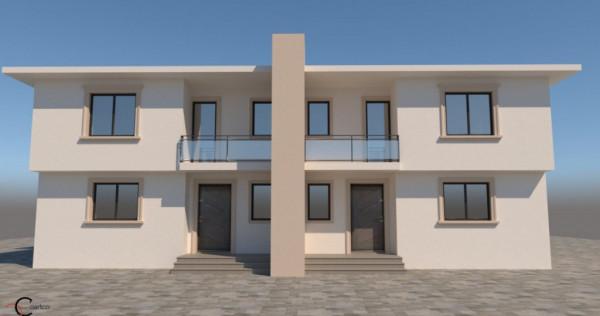 Vila moderna ,4 camere,3 bai,Otopeni,Str 23 August,Comision
