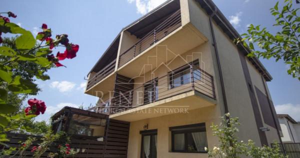 Duplex 4 Camere Tunari