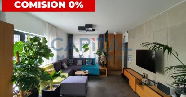 Apartament Lux 3 camere Buna Ziua,mobilat/utilat