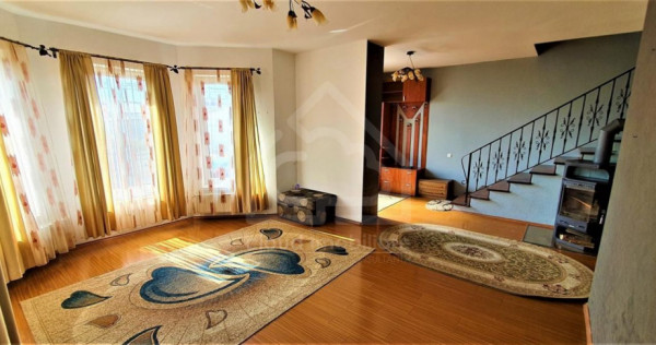 Casa 4 camere 180 mp curte 160 mp zona str Morii