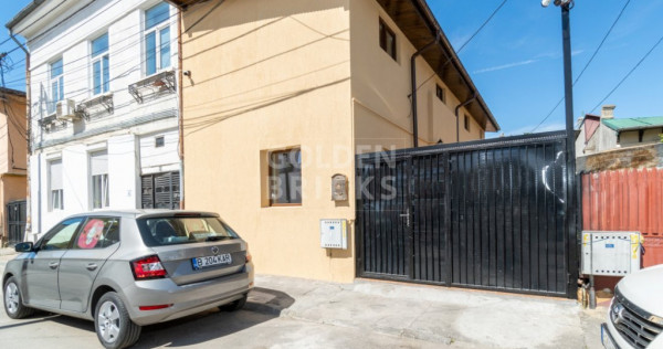 Banu Manta/Titulescu, la 3 minute de metrou, casa singur cur