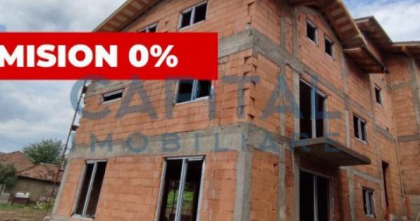 COMISION 0!!LA CUMPARARE Casa de tip Duplex in Dambul Rotund