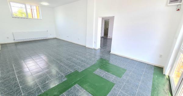 Spatiu comercial nou in Campina,central,36.25mp,vitrina,