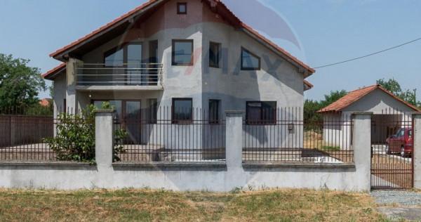 Vila noua la Cicir, 250 mp, 4 camere, teren 1000 mp, comi...