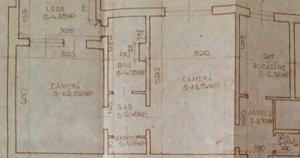 Apartament 2 cam. conf. 1, Nufarul , etaj 9/11