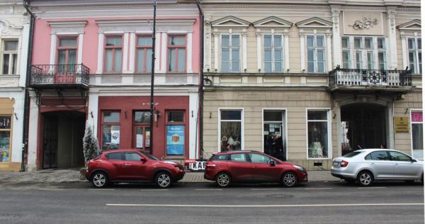 Spațiu comercial centru Sfantu Gheorghe