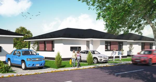 Nou- Casa parter - 510 mp teren - Șos. Pipera-Tunari