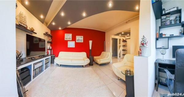 Dambovita - Apartament modern cu 3 camere decomandat, comple