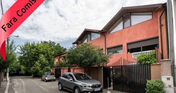 Vila din Oras din oras Brancoveanu - Luica