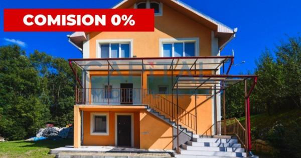 COMISION 0 !! Vila moderna cu 6 camere in Martinesti