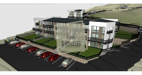 Casa 4 camere 2 bai balcon si parcare privata in Cristian