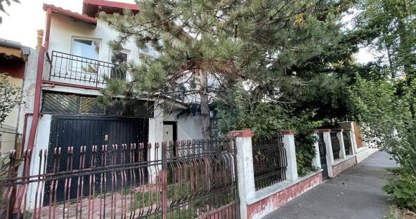 Casa / Vila renovabila cu 5 camere de vanzare in zona Buc...
