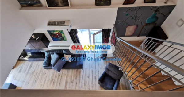 *TUR VIDEO II Duplex 3 camere Serena Parcul Carol, parcare,