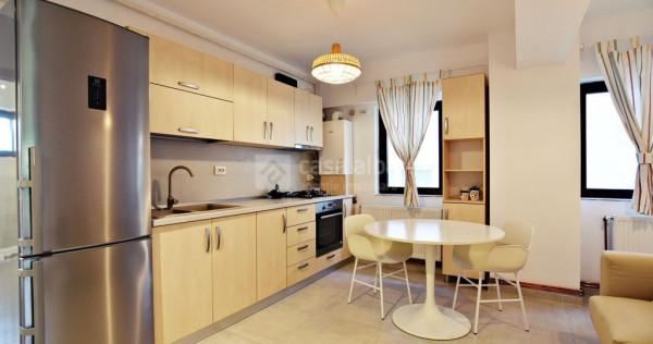 Centru - apartament cu 2 camere, modern amenajat